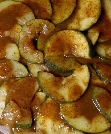 Baked-Zucchini-Apple-Spice