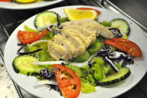 Learn how to make Chicken Chop Salad