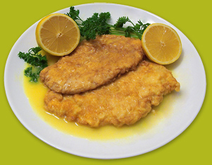 How to make Chicken Francais