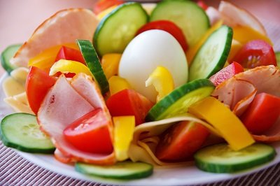 Healthy Ideal Protein Salad
