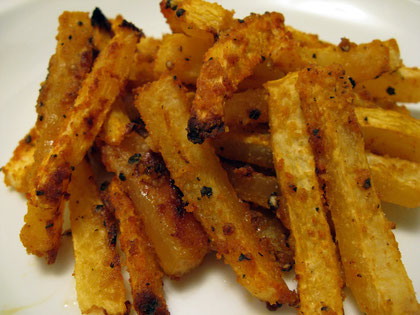 Rutabaga-Fries