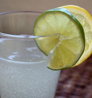 how to make a lemon lime soda