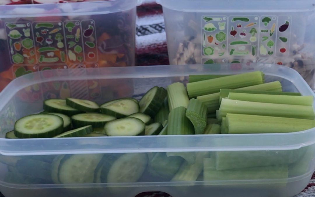 Ideal Protein Strategic Veggie Prep & Veggie Storage Advice